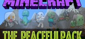 minecraft Hileleri The Peacefulpack Mod 1.7.10/1.7.2