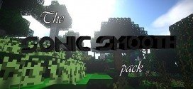 The Sonic Smooth Resource Pack 1.8.2/1.7.10