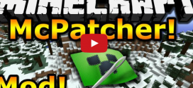 Minecraft 1.8 MCPatcher Download