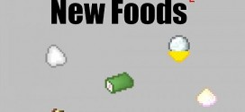 Minecraft New Foods 2 Mod 1.7.10/1.8.2
