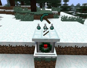craftingPillar mod 300x237 Minecraft 1.8.2/1.8.3 Crafting Pillar Mod 1.7.10/1.7.2