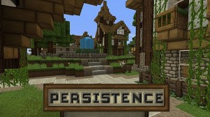persistence 300x168 Minecraft 1.8 Persistence Resource Pack 1.8.2/1.7.10