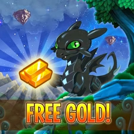 Dragon City Free Gold