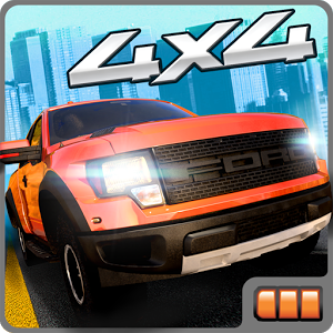 Drag Racing 4x4 v1.0.115 Android Hile Apk indir