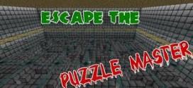 Escape the PuzzleMaster Map 1.8.1/1.7.10