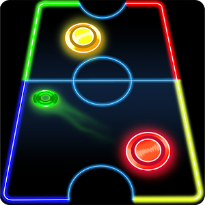 Glow Air Hockey v1.0.4