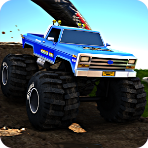 Hill Climb Racer Dirt Masters v1.0.2 Android Hile Apk indir