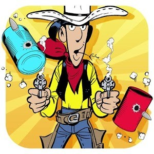 Lucky Luke Shoot & Hit v1.0 Hileli APK indir