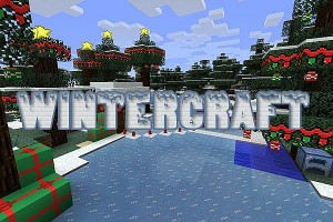 Minecraft New Wintercraft Mod