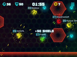 Neon Battleground v1.0.7 Android Hileli Apk