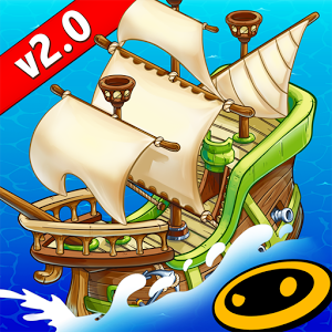 Pirates of Everseas v0.0.1000064 Hile Apk indir