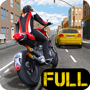 Race the Traffic Moto v1.0.1 Android Oyun Apk indir
