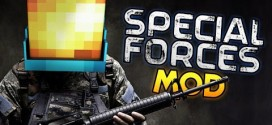 Minecraft Hile Special Forces Mod 1.7.10/1.8.2 indir