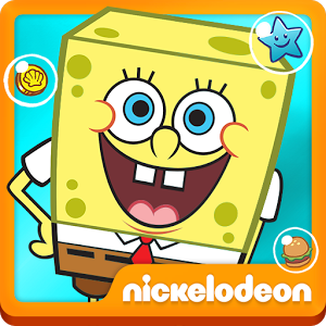 SpongeBob Moves In v4.22.01 Android Hile Mod Apk indir