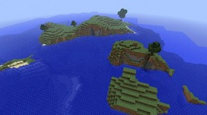 Survival Island Map 1.8.1 - 1.7.10