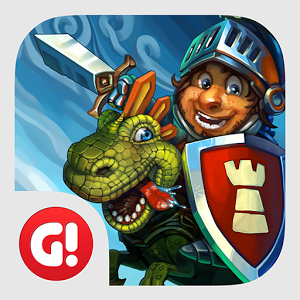 The Tribez & Castlez v2.0.0 Android Hile Apk indir