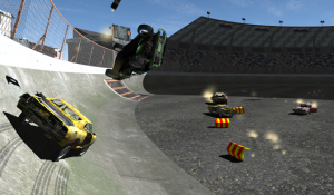 Total Destruction Derby Racing v1.09 Apk Hile