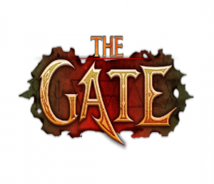 the gate 1