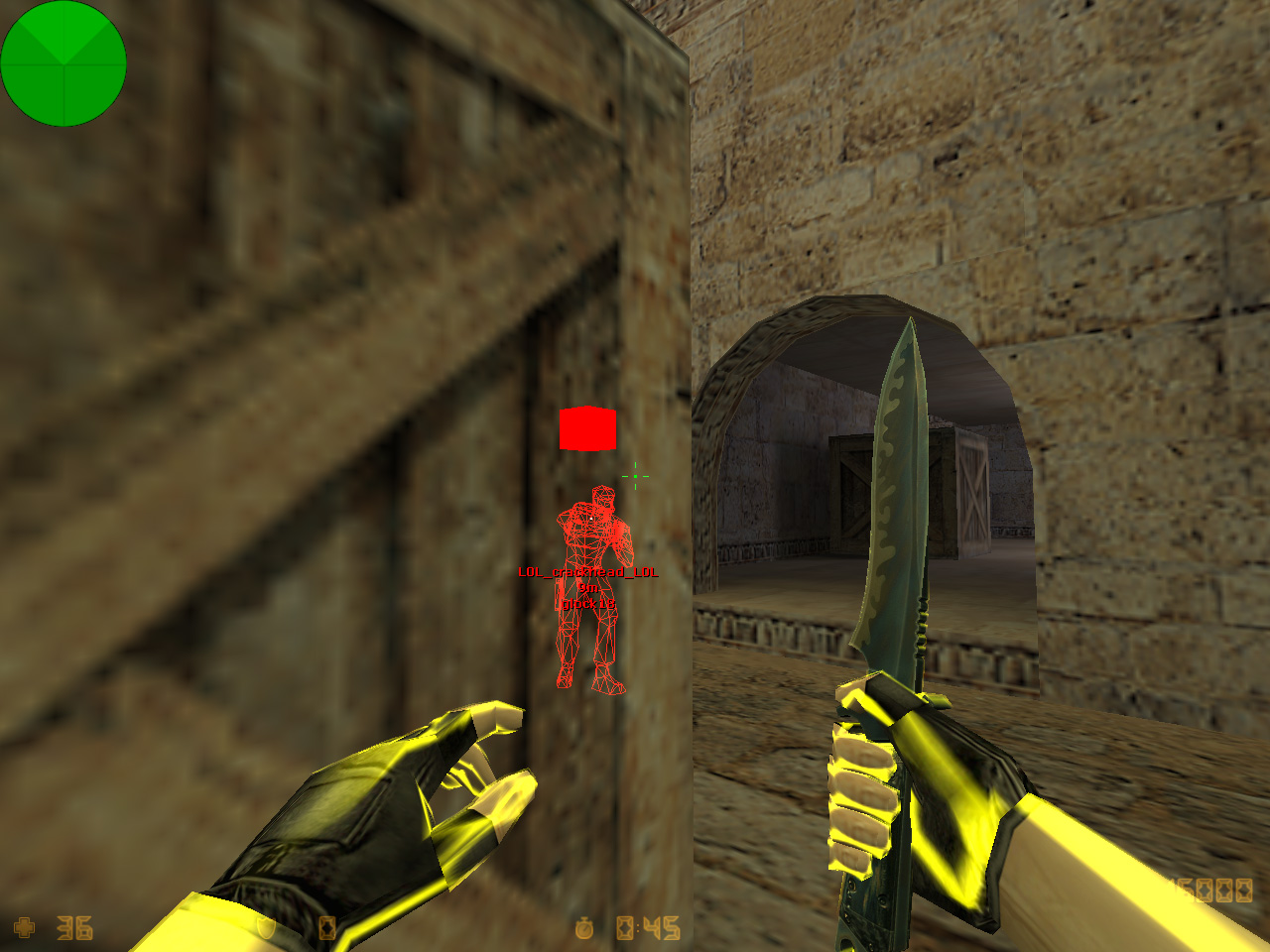 how to use aimbot in counter strike source