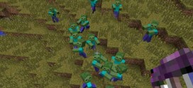 Minecraft Hile Cracked Zombie Mod 1.8/1.7.10/1.7.2