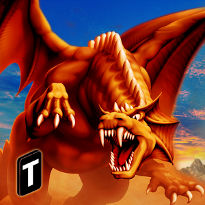Dragon Flight Simulator 3D v1.3 Hile Apk indir