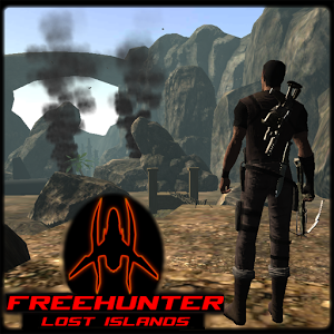 Freehunter Lost Islands HD v1.3.5 Hile Apk indir