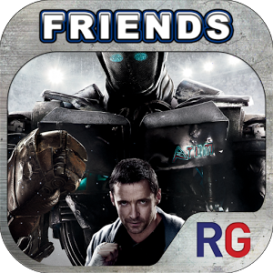 Real Steel Friends v1.0.64 Para Hileli Apk indir
