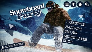 Snowboard Party v1.0.9 Android Hileli Apk indir