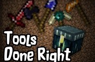 Minecraft Hile Tools Done Right Mod 1.7.10/1.8/1.8.1