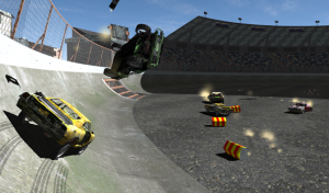Total Destruction Derby Racing v2.02 Hileli Apk indir