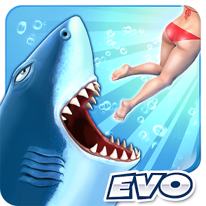 Hungry Shark Evolution v3.0.4 Android Hileli APK indir