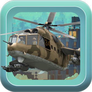 X Helicopter Flight 3D v1.1 Android Hileli APK indir