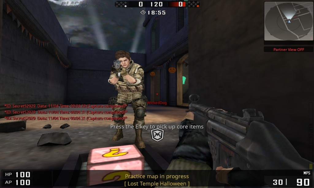 BlackShot Hileleri Nutella Without Pink Chams Wallhack