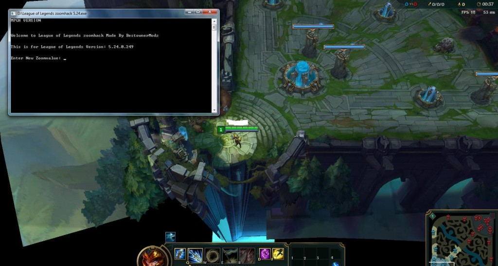 League of Legends Hileleri zoom 5.24 indir