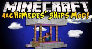 Achimedes-Ships-Mod