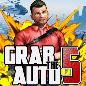 Grab The Auto 5 v1.0.0.8 Apk Mod Hile Android indir