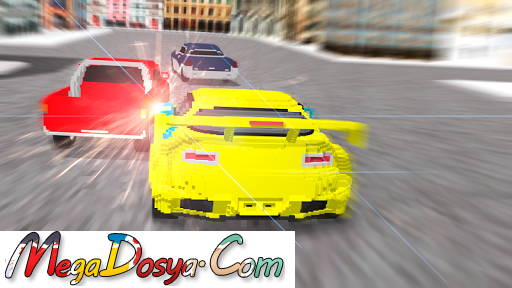 Block City Racing 3D Free