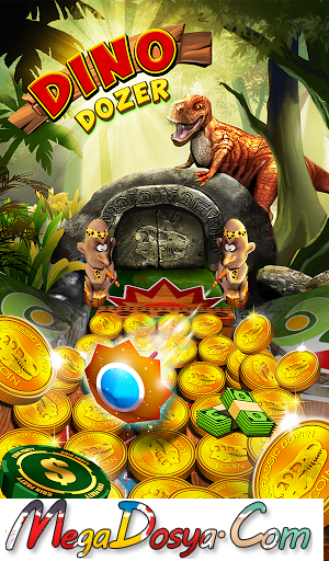 Jurassic Carnival: Coin Party!