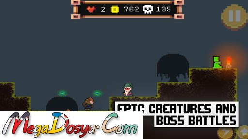Pixel Wizard Adventures 2D