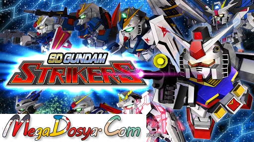 SD GUNDAM STRIKERS