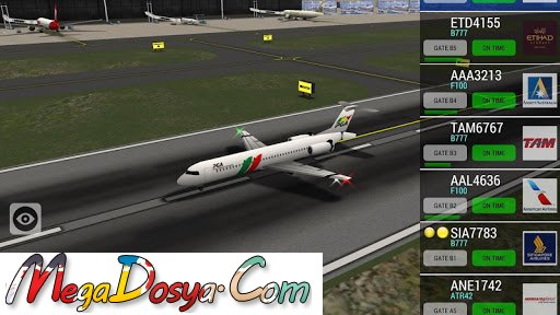 Unmatched Air Traffic Control