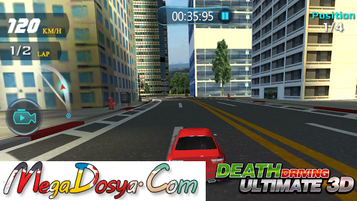 Death Driving Ultimate 3D