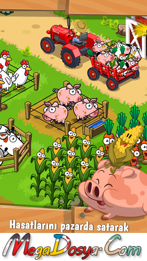 Farm Away! - Aylak Çiftçi
