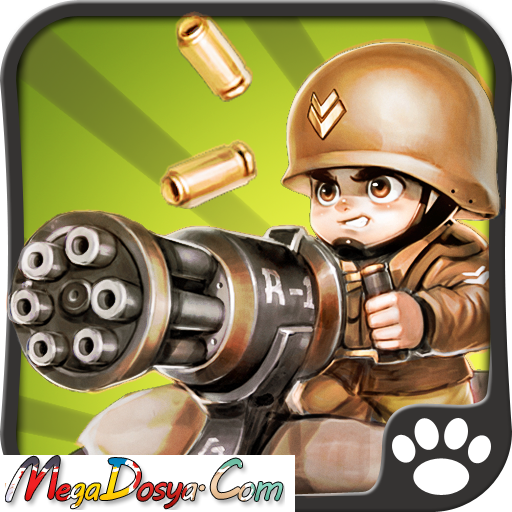 Little Commander - WWII TD hile apk mod