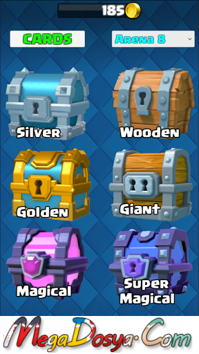 Simulator for Clash Royale