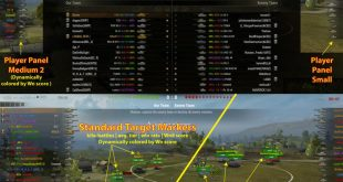 0.9.15.1 XVM Config by Bones World Of Tanks Hile