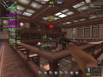 Point Blank Hile zlib1 Multihack 26.07.2016 Wallhack  Esp NameEsp Aimbot