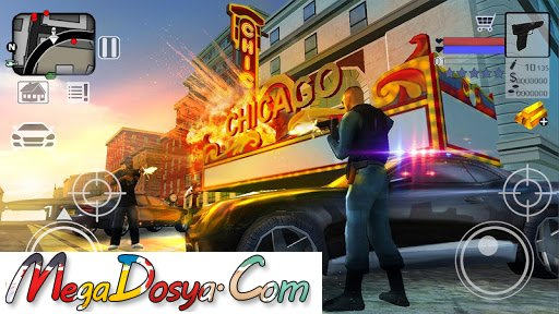 Chicago City Police Story 3D