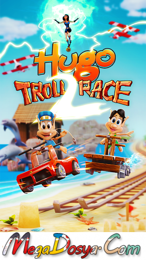 Hugo Troll Race 2