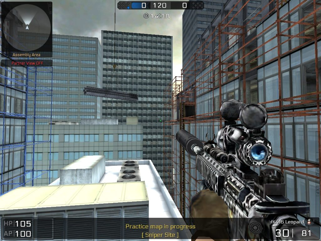 Blackshot Hile Anti Silencer Scope Rapid Sniper Ghost Speed
